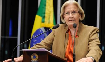 Ana Amélia enfatiza que análise do processo de impeachment não é golpe