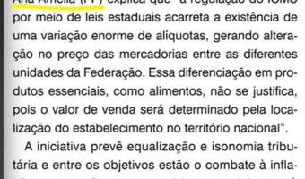 O Sul: Flavio Pereira - ICMS