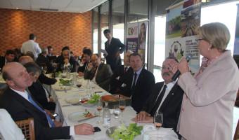 Frente Parlamentar em Defesa do Vinho, Uvas e Derivados tem novo presidente