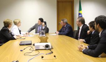 Ministério das Cidades garante obras em Santa Cruz