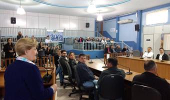 Em Rio Pardo, Ana Amélia renova apoio a demanda da região