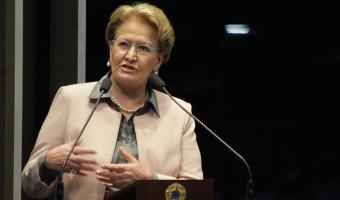 Pelo sexto ano consecutivo, Ana Amélia está entre os parlamentares mais influentes, segundo o DIAP