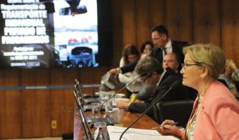 Regulamentação de aplicativos para transporte de passageiros deve avançar na próxima semana