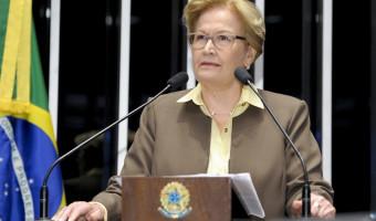 Ana Amélia é autora e relatora de leis para melhorar tratamento contra o Câncer