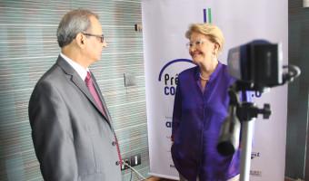 Ana Amélia prestigia lançamento do Prêmio Congresso em Foco 2018
