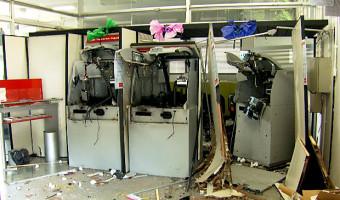 Senado aprova projeto que endurece pena para explosão de caixas eletrônicos