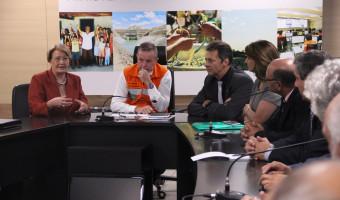 Municípios atingidos pela estiagem apresentam demandas em reuniões no Ministério da Integração e na Defesa Civil