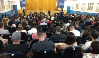 Sociedade não pode terceirizar a ética, destaca Ana Amélia no ciclo de debates da Faculdade Dom Alberto