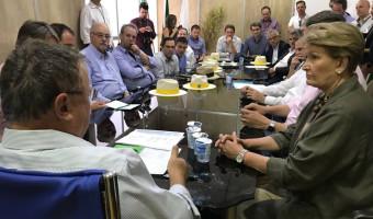 Produtores gaúchos apresentam demandas ao ministro da Agricultura