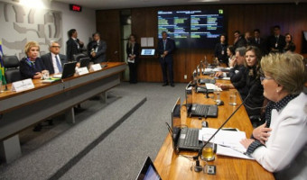 Ana Amélia faz apelo por votação de projeto que assegura direitos a crianças vítimas de violência