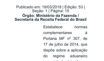 Free Shops poderão ser abertos neste ano nas fronteiras brasileiras