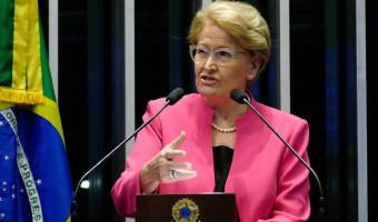 Ana Amélia diz que falta autocrítica de partidários de Lula