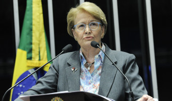 Dia Mundial da Liberdade de Imprensa é lembrado por senadora em discurso