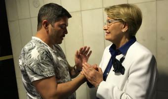 Filho de mulher que obteve quimioterapia oral de graça agradece Ana Amélia pela autoria da lei