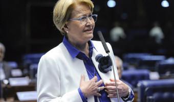 """""""Recentes decisões do STF fragilizam a Lava Jato"""", diz Ana Amélia"""
