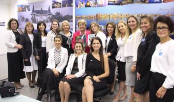 Empresárias de Caxias do Sul entregam demandas à senadora