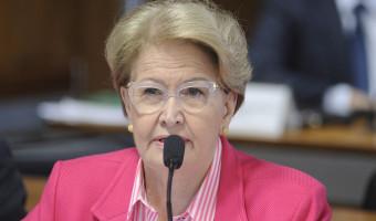 Comissões permanentes aprovam emendas de Ana Amélia para projeto da LDO 2019