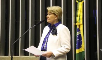 Ana Amélia defende derrubada do veto à federalização da rota