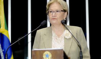 Ana Amélia defende medidas contra corrupção e rejeita proposta que pode ameaçar Operação Lava Jato