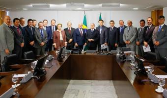 Presidente Temer garante retomada das obras da segunda ponte do Guaíba
