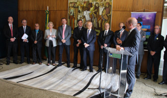 Frente Parlamentar em Defesa do Carvão Mineral é reinstalada