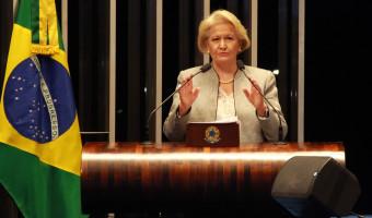 Decisão do prefeito e de secretários de Santa Cruz do Sul é exaltada pela senadora na tribuna