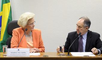 Conselho do Prêmio Jornalista Roberto Marinho é instalado e terá Ana Amélia na vice-presidência