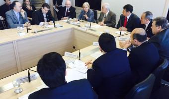 No Ministério dos Transportes, bancada gaúcha solicita melhorias a rodovias do Estado