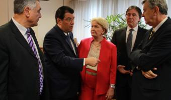 Projeto de eletrificação rural no RS é apresentado no Ministério de Minas e Energia