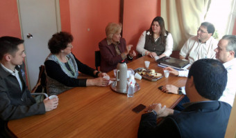 Senadora Ana Amélia visita Hospital de Caridade de Canela