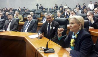 Ministro dos Transportes apresenta projeto da Ferrovia Norte-Sul em Porto Alegre