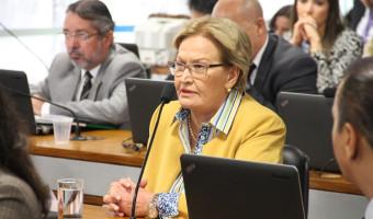 Defensores da presidente se dão ao direito de agredir verbalmente, mas não admitem críticas no mesmo tom, diz Ana Amélia
