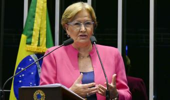 Ana Amélia destaca PEC para alterar regras para escolha de ministros do STF