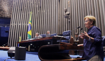 Ana Amélia diz que governo não pode errar na escolha para o Ministério da Justiça