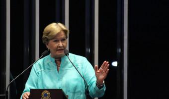 Temer precisa estender acertos da economia à política, diz Ana Amélia