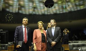 Parlamentares australianos visitam Congresso do Brasil para fortalecer cooperação legislativa