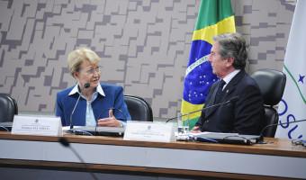 Ana Amélia é eleita presidente do Grupo Parlamentar Brasil-Arábia Saudita