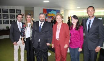 Frente Parlamentar defenderá direitos de pessoas com Parkinson