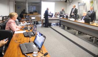 Desapropriação de imóvel do RS em favor da Justiça Eleitoral é aprovada no Senado