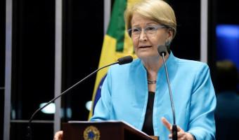 Ana Amélia pressiona governo por conclusão das obras na BR-116