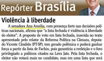 Jornal do Comércio: Edgar Lisboa - Violência à liberdade