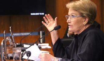 Ana Amélia apresenta emendas para manter desonerações na folha de setores estratégicos