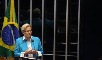 Nota da senadora Ana Amélia em defesa do impeachment e da saída do PP do governo