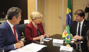 Ministro avaliará andamento de pedidos dos municípios afetados pelas enchentes