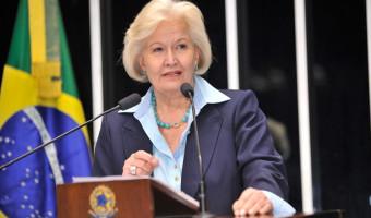 Ana Amélia exalta aprovação de projeto que limita em 25% os aditivos em obras públicas