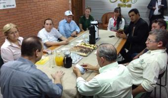 Ana Amélia levará demandas da Fetag aos ministérios das Cidades e da Agricultura