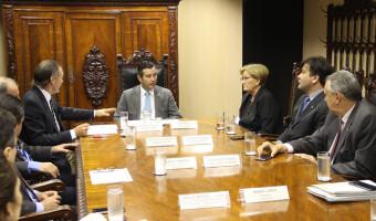 Parlamentares gaúchos pedem continuidade das obras de duplicação da BR-116