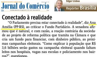 Jornal do Comércio: Edgar Lisboa - Conectado à realidade