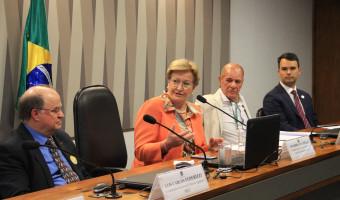 Representantes do governo apontam boa qualidade da pesquisa agropecuária em audiência pública