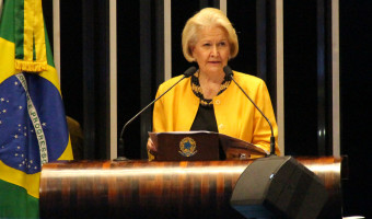 Ana Amélia destaca necessidade de ação conjunta para evitar que sociedade vire refém da criminalidad